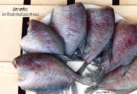 ปลาสลิด ปลาไทยมีกลิ่นเป็นเอกลักษณ์ สำนักพิมพ์แม่บ้าน