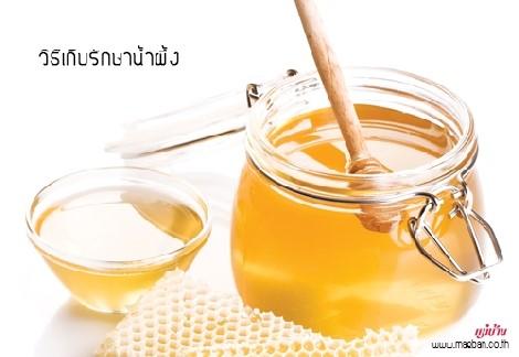 วิธีเก็บรักษาน้ำผึ้ง สำนักพิมพ์แม่บ้าน