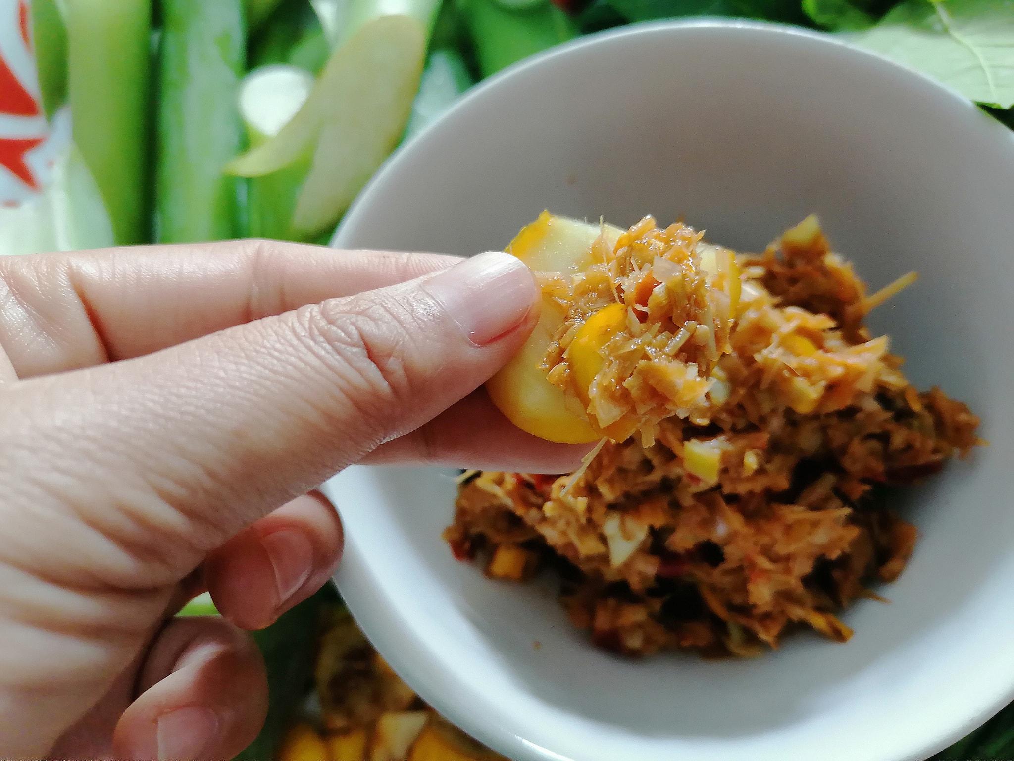 เมี่ยงข่า อาหารอิสาน สูตรอาหาร วิธีทำ แม่บ้าน