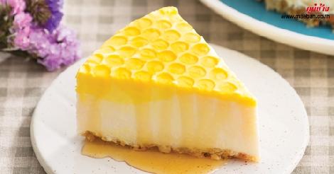 HoneyCheesecake สูตรอาหาร วิธีทำ แม่บ้าน