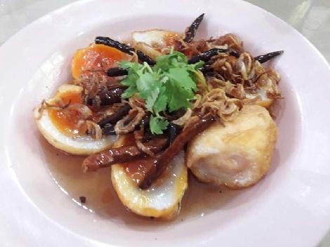 วิธีทำไข่ลูกเขย ไข่ยางมะตูม อร่อยๆ | ครัวแม่กุหลาบ สูตรอาหาร วิธีทำ แม่บ้าน