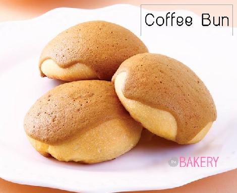 Coffee Bun  สูตรอาหาร วิธีทำ แม่บ้าน
