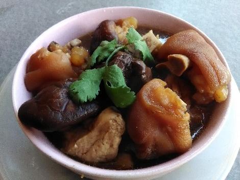 คากิพะโล้ตุ๋นยาจีน สูตรอาหาร วิธีทำ แม่บ้าน
