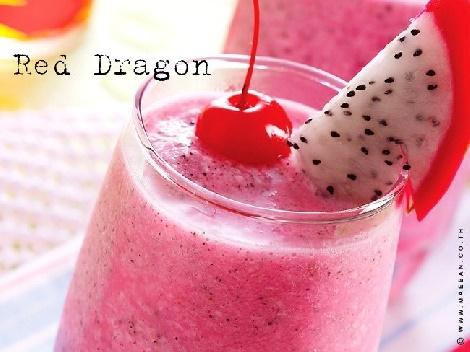 Red Dragon สูตรอาหาร วิธีทำ แม่บ้าน