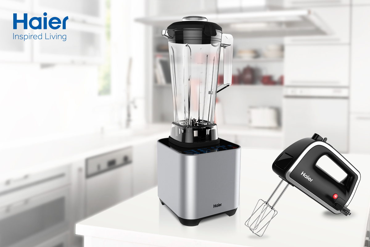 ไฮเออร์ (ประเทศไทย) ตอบโจทย์เทรนด์ Cook from Home ส่ง 3 ผลิตภัณฑ์เครื่องใช้ในครัว เอาใจคนชอบทำอาหารที่บ้าน