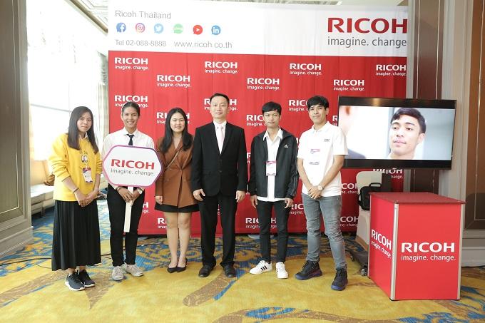 RICOH ส่งเสริมความคิดสร้างสรรค์คนรุ่นใหม่ในโครงการ X Campus Ads Idea Contest 2019