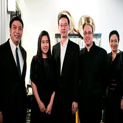 บริการไพรเวทแบงค์ ธนาคารกสิกรไทย ร่วมมือกับอมันปุรี รีสอร์ทระดับโลกจากภูเก็ต จัดเอ็กซ์คลูซีฟดินเนอร์ระดับเวิลด์คลาส ใน KBank Private Banking Exclusive Dinner by AMANPURI สำนักพิมพ์แม่บ้าน