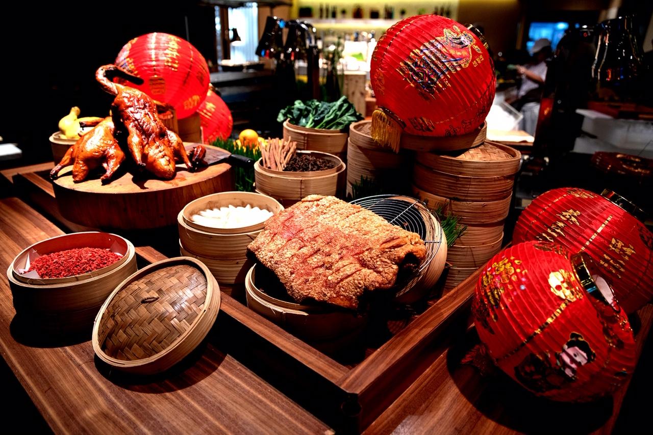 ฉลองเทศกาลวันตรุษจีนปี 2563 ที่ห้องอาหารฟิฟท์ตี้ เซเว่น สตรีท