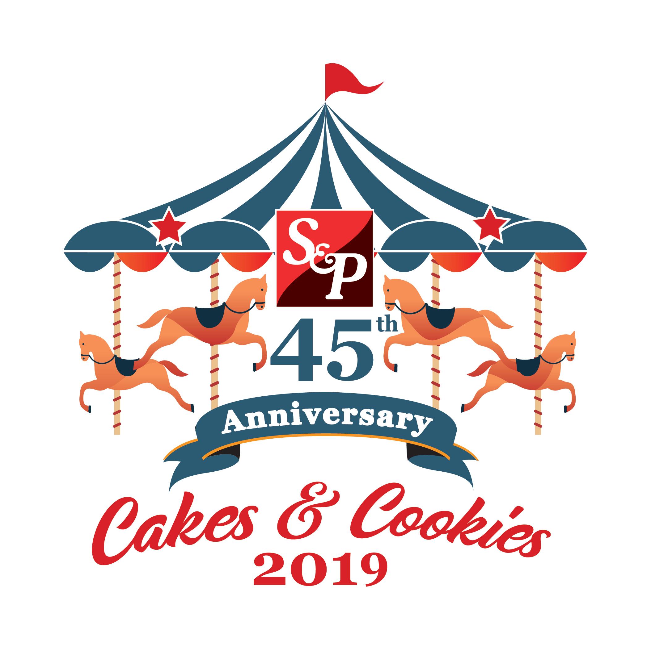 """เอส แอนด์ พี ฉลองครบรอบ 45 ปี จัดงาน """"S&P Cakes & Cookies 2019"""" สำนักพิมพ์แม่บ้าน"""