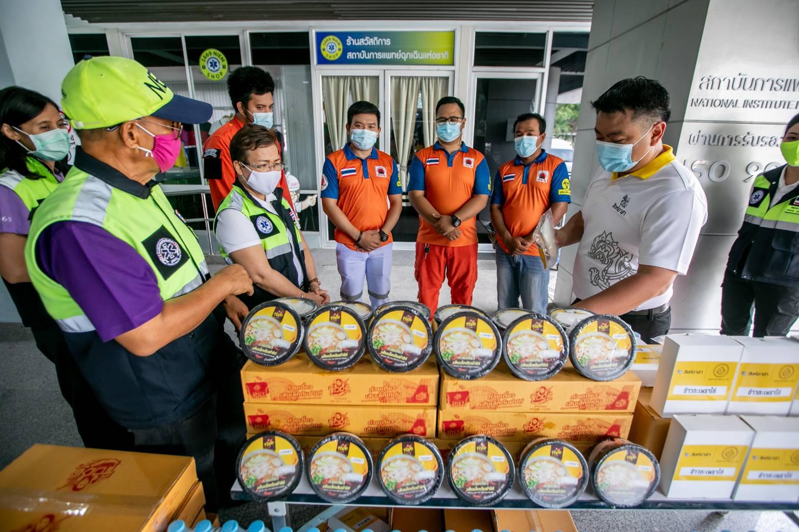 บุญรอดฯ พร้อมส่งความช่วยเหลือให้กว่า 70 โรงพยาบาลหลัก-สนาม สนับสนุนบุคลากรแพทย์ สู้ภัยโควิด-19 ต่อเนื่อง