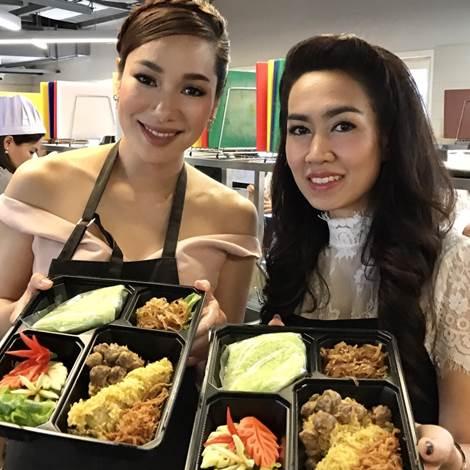 """S&P ร่วมกับ Pantip.com จัดกิจกรรมรับหน้าร้อน  """"ทำข้าวแช่ตำรับชาววัง กับ S&P"""""""