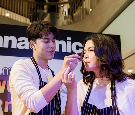 แข่งขันขนมปังทำเอง Season 2 by Panasonic Cooking สำนักพิมพ์แม่บ้าน