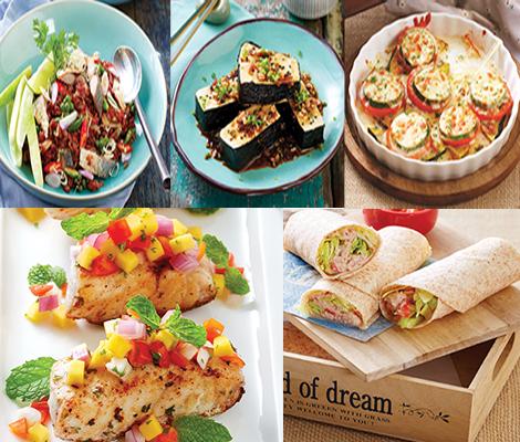 5 เมนู Clean Food กินดีเพื่อสุขภาพ สำนักพิมพ์แม่บ้าน