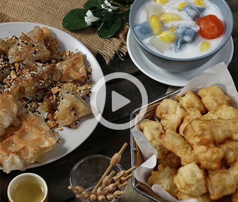 Cooking Clip : เมนูอร่อยจากขนมเข่ง (ตรุษจีน) สำนักพิมพ์แม่บ้าน