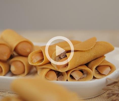 Cooking Clip : ขนมโตเกียว สำนักพิมพ์แม่บ้าน