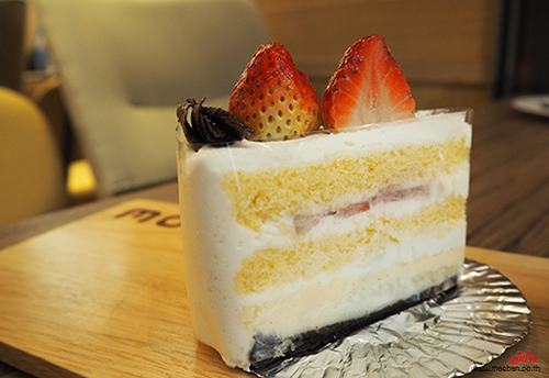 Ichico Short Cheesecake
